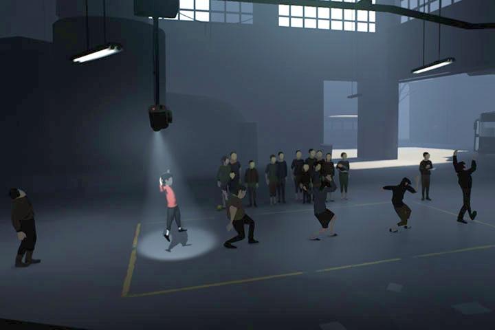 Factory walkthrough - Inside Game Guide | gamepressure com
