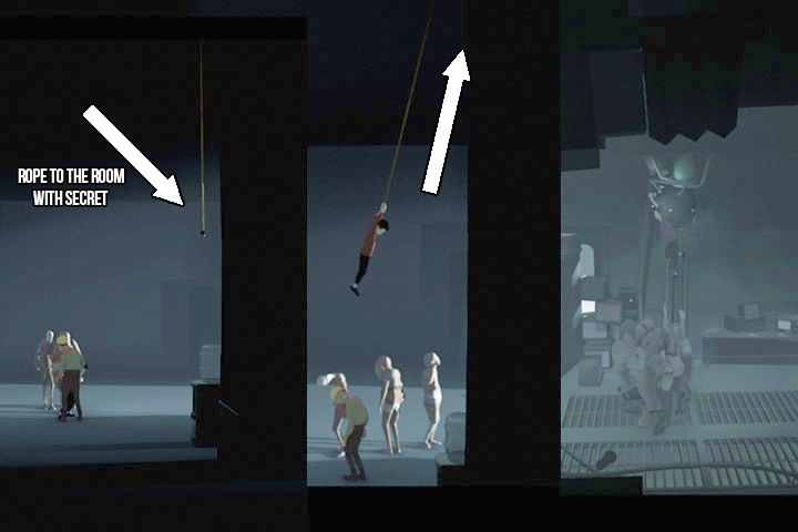 game inside secret ending