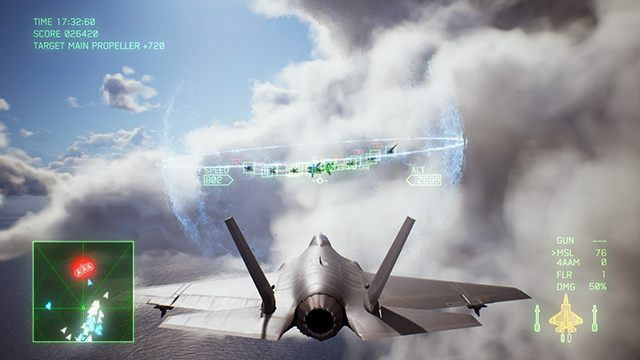 Missiles are useless against this force field. - How to defeat Arsenal Bird boss in Ace Combat 7 Skies Unknown? - Air combat - Ace Combat 7 Skies Unknown Guide