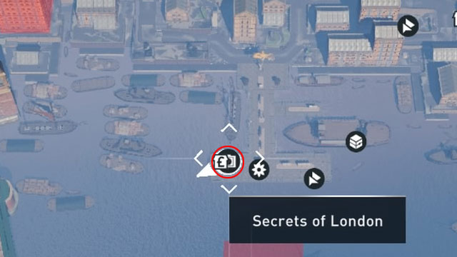 Syndicate Secrets Of London Map.Thames Secrets Of London Assassin S Creed Syndicate Game Guide