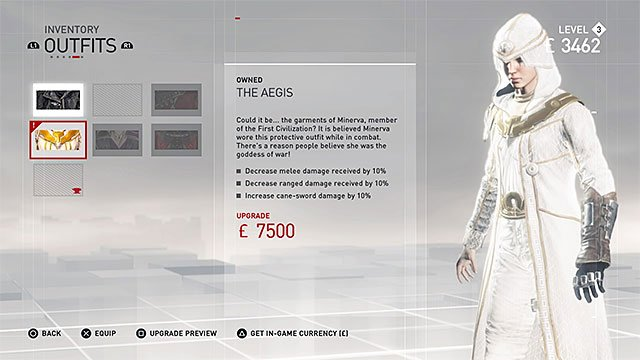 How To Unlock The Aegis Outfit Secrets Of London Assassin S
