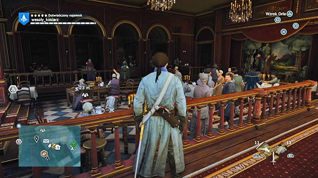 Le Cafe Theatre | Extra activities in AC Unity - Assassin's