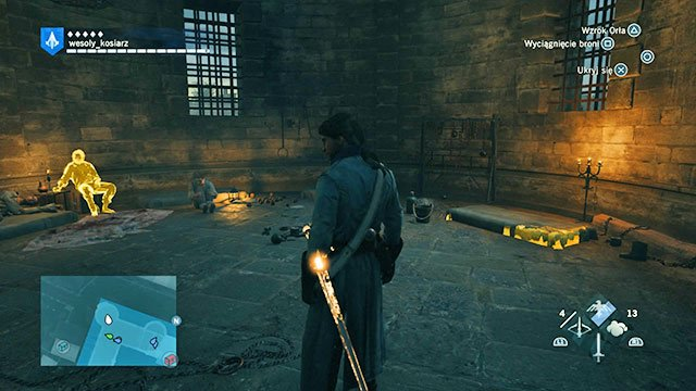 01 - Imprisoned | Sequence 2 of AC Unity - Assassin's Creed