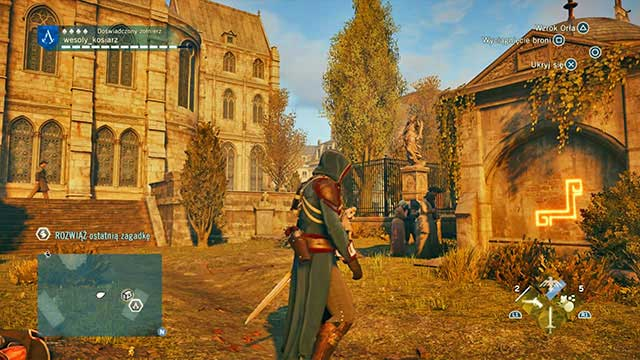 Side Quests Tuileries Assassin S Creed Unity Game