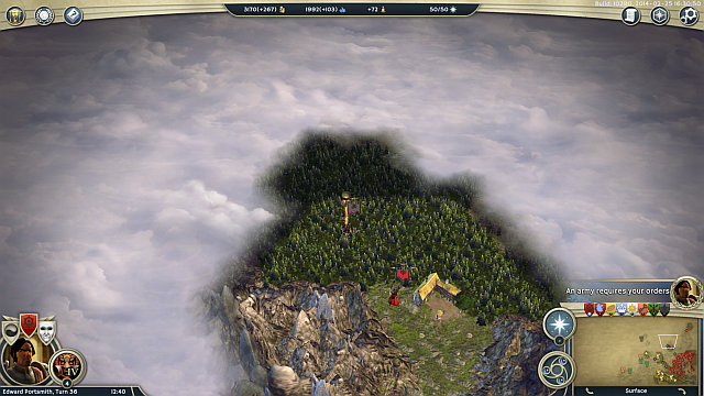 map exploration world map age of wonders iii game guide