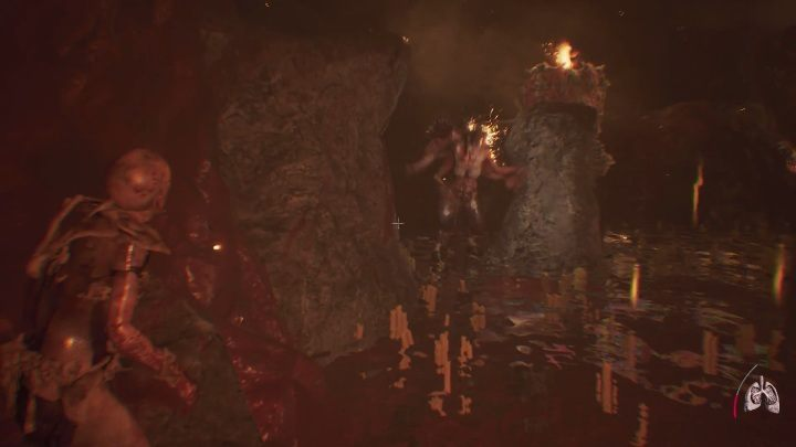 At the end of the first level you will come across Baphomet - How to unlock other endings? | Agony - Starting Tips - Agony Game Guide