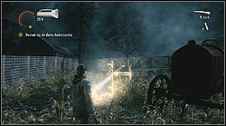 Another page is also at the Anderson's farm - Manuscript - Episode 4: The Truth - Manuscript - Alan Wake - Game Guide and Walkthrough