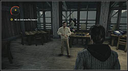 First page in the fourth episode can be received from Hartman's patients, in the dining room - Manuscript - Episode 4: The Truth - Manuscript - Alan Wake - Game Guide and Walkthrough