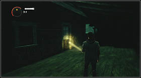 Now you�ll be moved to a place filled with signs - Walkthrough - Episode 6: Departure - Walkthrough - Alan Wake - Game Guide and Walkthrough