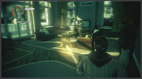 After the cut-scene, you will be moved to Alan�s apartment in New York - Walkthrough - Episode 6: Departure - Walkthrough - Alan Wake - Game Guide and Walkthrough