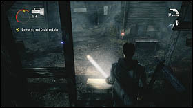 You'll find another abandoned town - Walkthrough - Episode 6: Departure - Walkthrough - Alan Wake - Game Guide and Walkthrough