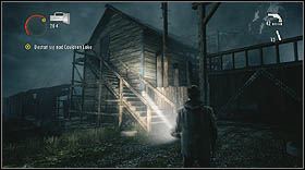 Keep moving forward - Walkthrough - Episode 6: Departure - Walkthrough - Alan Wake - Game Guide and Walkthrough