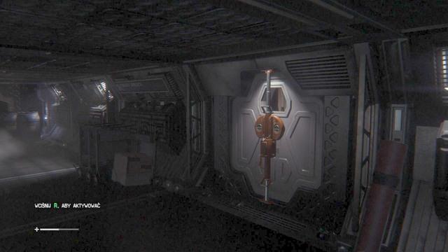 Get Through The Main Door Walkthrough Alien Isolation