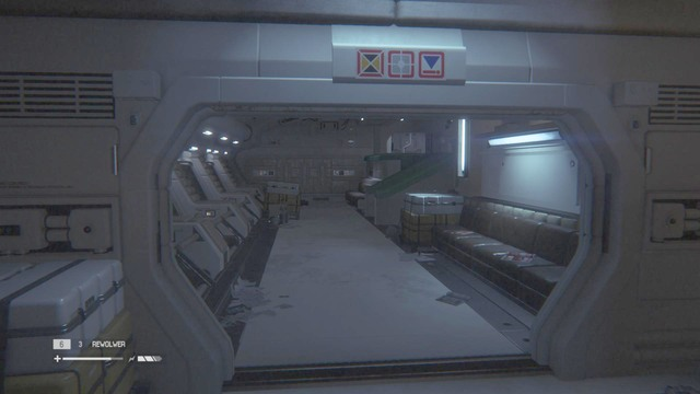 alien isolation how to get to the elevator