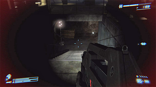 1 - Get to the dropship pad to get Reid airborne - Mission 9: Hope in Hadleys - Aliens: Colonial Marines - Game Guide and Walkthrough