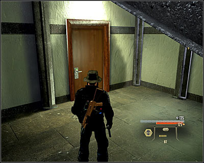 If you want to avoid being detected at all costs, focus on the enemies' actions - Walkthrough - Rome - Intercept Marburg at Museum of Art - Walkthrough - Rome - Alpha Protocol: The Espionage RPG - Game Guide and Walkthrough