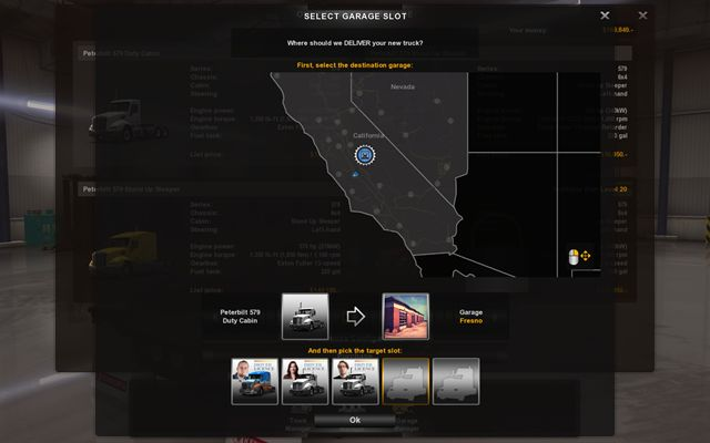 Owner Of A Company Career American Truck Simulator