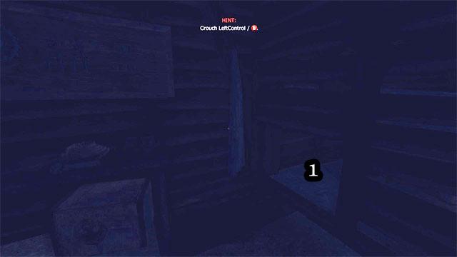 Usted encontrará el siguiente después de subir al ático - The Residence - Part One   Collectibles - Collectibles - Amnesia: Una máquina para los cerdos