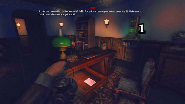 The Residence Part One Collectibles Amnesia A