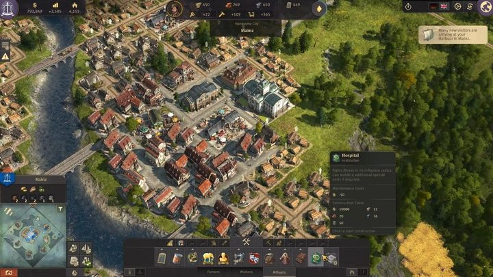 1 - Beginners tips for Anno 1800 - Basics - Anno 1800 Game Guide