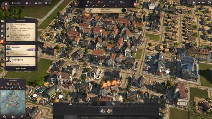 anno 1800 curiosity killed the cat