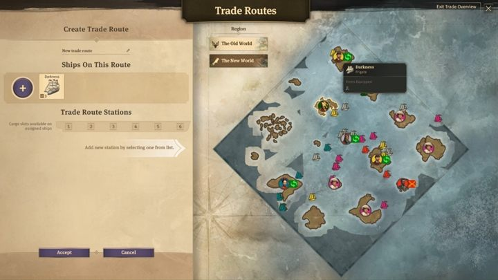 Under the mini-map you will find the icon responsible for trading - How to trade with others in Anno 1800? - FAQ - Anno 1800 Game Guide