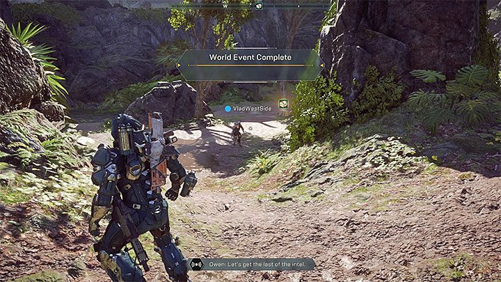 A chance to play World Event appears during freeplay - How to gain XP faster in Anthem? - Basics - Anthem Guide