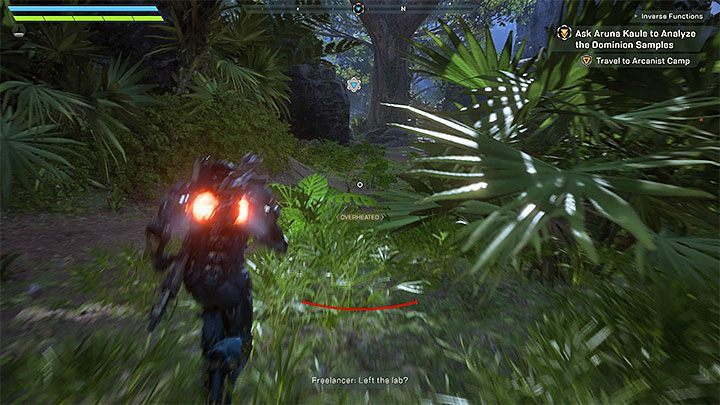How to control the temperature of the suit in Anthem? - Anthem Guide