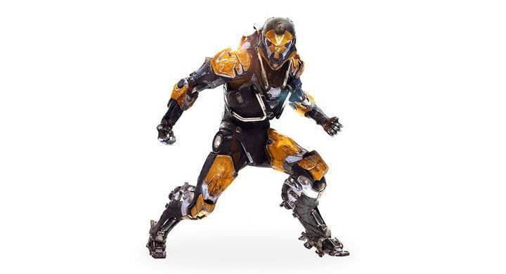 Ranger Class Javelin In Anthem Anthem Guide Gamepressure Com