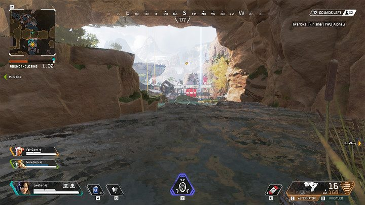The interface is very transparent and shouldnt be an obstacle even for a novice player - Interface in Apex Legends - Starting tips - Apex Legends Guide