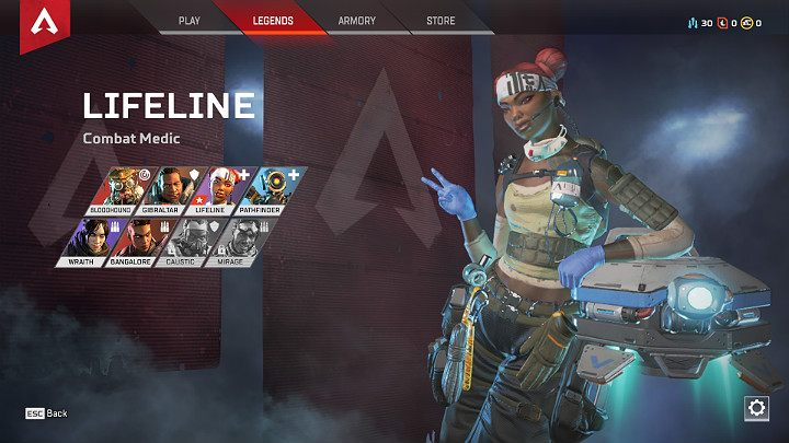 Support is somewhat of an unappreciated position in every team - Starting tips for Apex Legends - Starting tips - Apex Legends Guide