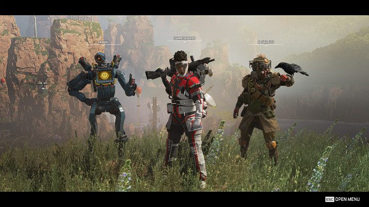 Apex Legends focuses on team-based combat, so remember that when youve found yourself on the battlefield - Starting tips for Apex Legends - Starting tips - Apex Legends Guide