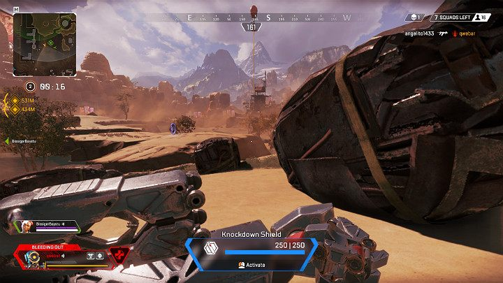 What Is A Knockdown Shield And How To Use It In Apex Legends