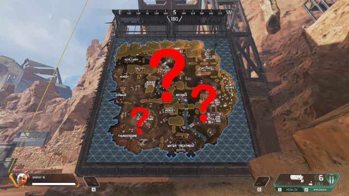 What is the best landing spot - The best landing spots in Apex Legends - The match and rounds - Apex Legends Guide