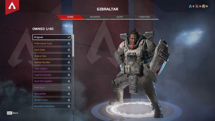 Passive ability - Aiming down sights activates a shield that will protect you from enemy attacks - Starting Legends in Apex Legends - Starting tips - Apex Legends Guide