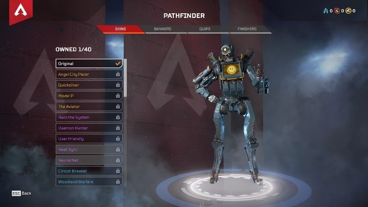 Passive ability - Ability to scan survey beacons - Starting Legends in Apex Legends - Starting tips - Apex Legends Guide