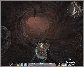 Ignore the south passage and go north-west (M13, 6) - Quests - p. 1 - Ending - Arcania: Gothic 4 - Game Guide and Walkthrough