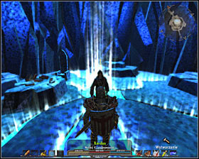 Quest giver: automatically after using the teleport [Xardas Tower] - Quests - p. 1 - Ending - Arcania: Gothic 4 - Game Guide and Walkthrough