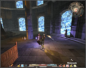 When you will be in the last room, use the stairs #1 and go up (M12B, 42) - Quests - p. 8 - Thorniara - Arcania: Gothic 4 - Game Guide and Walkthrough