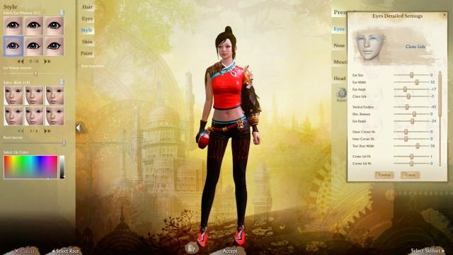 Создание персонажа.  - 1. Персонаж - ArcheAge - Руководство по игре и пошаговое руководство