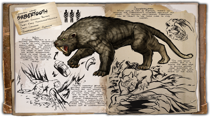 Resource collecting creatures - ARK: Survival Evolved Game Guide