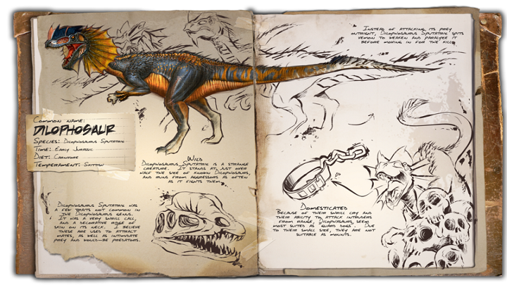 Another creature easy to tame - Farming creatures - Most useful dinosaurs - ARK: Survival Evolved Game Guide