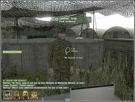 Move to guard post - Campaign - Mission 7 - Manhattan - Campaign - ArmA II - Game Guide and Walkthrough