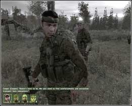 Your fight was useless - Campaign - Endings - Campaign - ArmA II - Game Guide and Walkthrough