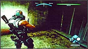 Approach the gate used by heavily armored guy and press the button located next to it - Afghanistan - Walkthrough - Army of Two - Game Guide and Walkthrough