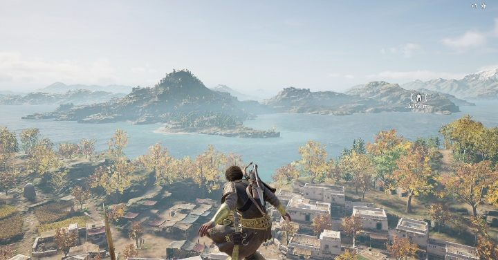 1 - Abantis Islands Map - tombs, ostracons, documents, secrets - World Atlas - Assassins Creed Odyssey Guide