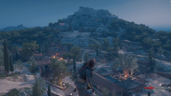 1 - Paros Map - tombs, ostracons, documents, secrets - World Atlas - Assassins Creed Odyssey Guide
