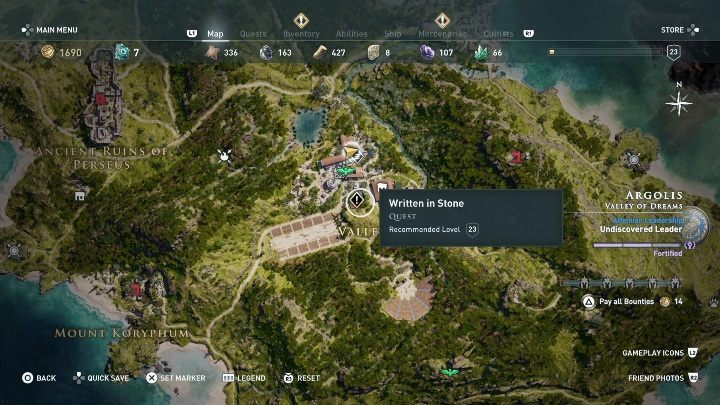 In Assassins Creed: Odyssey, quests take place across different locations - Can I freely explore the world in Assassins Creed Odyssey? - FAQ - Assassins Creed Odyssey Guide