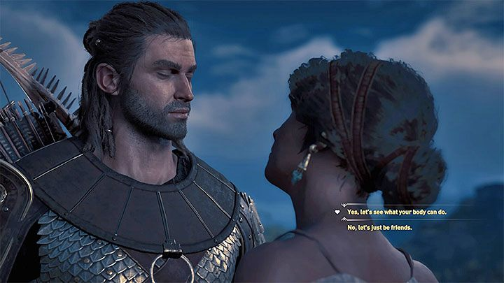 2 - Zopheras - Romances in Assassins Creed Odyssey - Romances - Assassins Creed Odyssey Guide