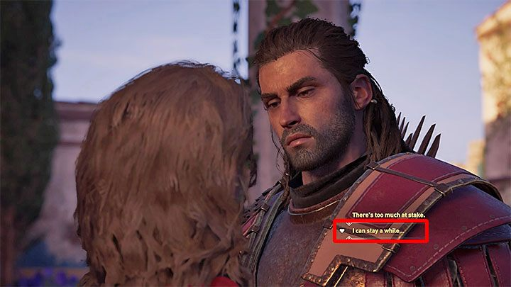 2 - Aikaterine - Romances in Assassins Creed Odyssey - Romances - Assassins Creed Odyssey Guide